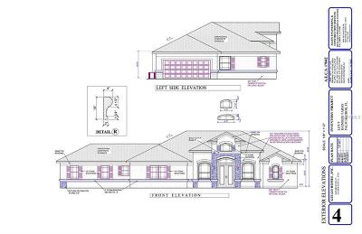 Safety Harbor Single Family Home For Sale: 00 Old Oak Lane