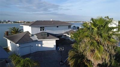 St Pete Beach FL Single Family Home For Sale: $1,350,000
