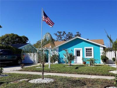Dunedin Single Family Home For Sale: 552 Orangewood Drive