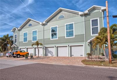 Indian Rocks Beach Townhouse For Sale: 2401 1st Street #B