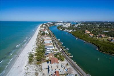 Indian Shores Single Family Home For Sale: 20250 Gulf Boulevard