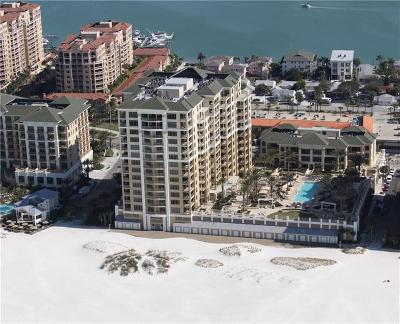 Clearwater Beach Condo For Sale: 11 Baymont Street #804