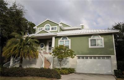 Safety Harbor Single Family Home For Sale: 3016 Key Harbor Drive