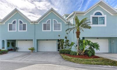 Indian Rocks Beach Townhouse For Sale: 541 Garland Circle