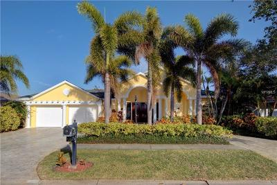 Clearwater Beach Single Family Home For Sale: 769 Harbor Island