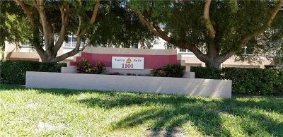 Tierra Verde Townhouse For Sale: 1101 Pinellas Bayway S #405