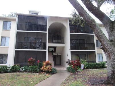 Tarpon Spring, Tarpon Springs Condo For Sale: 1398 Shady Pine Way #E1