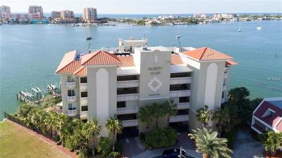 Clearwater Beach Condo For Sale: 200 Skiff Point #202