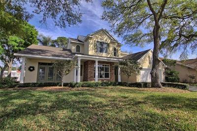 Seminole Single Family Home For Sale: 9257 Sea Oaks Court