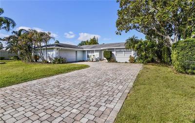 Seminole Single Family Home For Sale: 7058 Augusta Boulevard