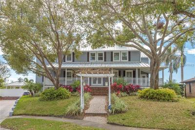 Clearwater, Clearwater Beach Single Family Home For Sale: 1961 Cove Lane