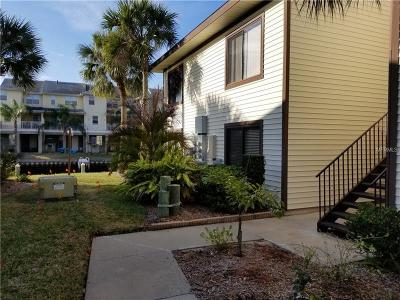 Tarpon Springs Condo For Sale: 346 Moorings Cove Drive