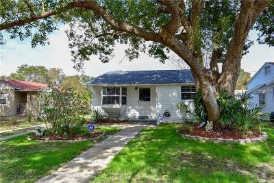 Gulfport FL Single Family Home For Sale: $214,900