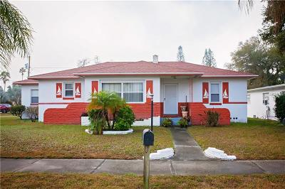 Gulfport FL Single Family Home For Sale: $249,900