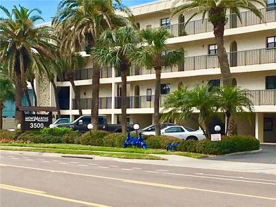 Belleair Beach Condo For Sale: 3500 Gulf Boulevard #208