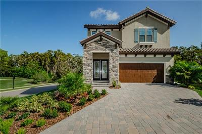 Palm Harbor Single Family Home For Sale: 1594 Lavello Lane