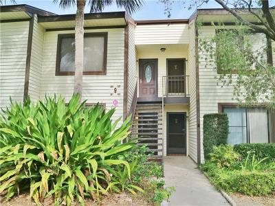 Tarpon Spring, Tarpon Springs Condo For Sale: 381 Moorings Cove Drive #381