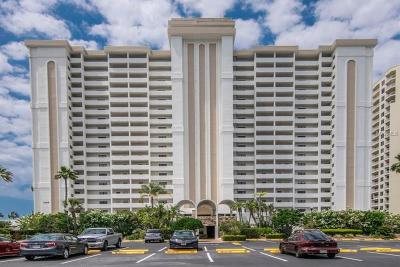 Clearwater, Clearwater Beach Condo For Sale: 1230 Gulf Boulevard #903