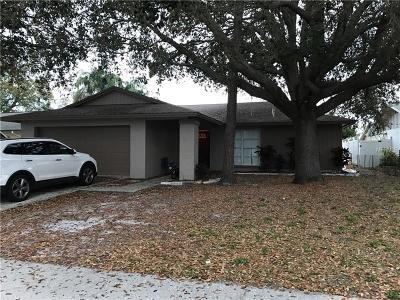 Clearwater Single Family Home For Sale: 2449 Moore Haven Drive W