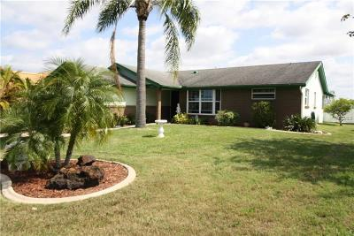 Single Family Home For Sale: 15540 Century Drive