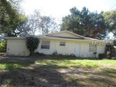 Safety Harbor Single Family Home For Sale: 2157 Railroad Avenue