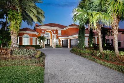 Tampa Single Family Home For Sale: 17907 Bimini Isle Court