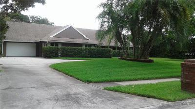 Seminole Single Family Home For Sale: 7641 Cumberland Road