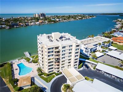 Clearwater Beach Condo For Sale: 750 Island Way #301