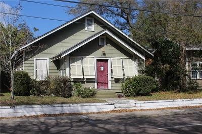 St Petersburg Single Family Home For Sale: 1135 9th Ave N