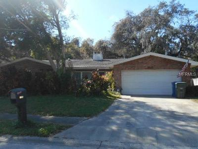 Hernando County, Hillsborough County, Pasco County, Pinellas County Single Family Home For Sale: 1928 Oro Court