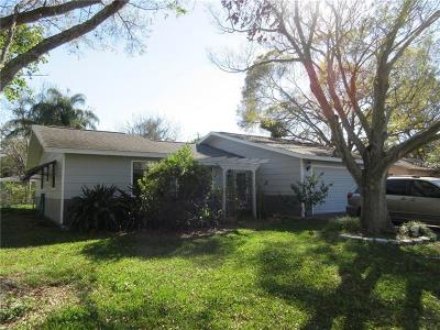 Clearwater Single Family Home For Sale: 1535 Valencia Street