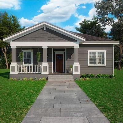 Hernando County, Hillsborough County, Pasco County, Pinellas County Single Family Home For Sale: 3509 4th Avenue N