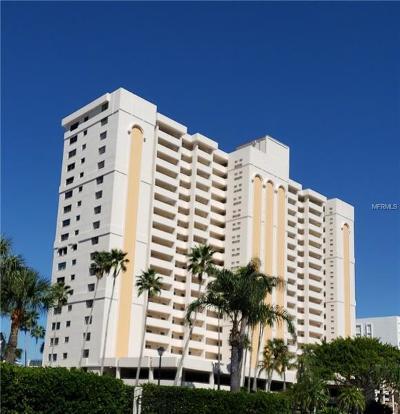 Rental For Rent: 1270 Gulf Boulevard #307