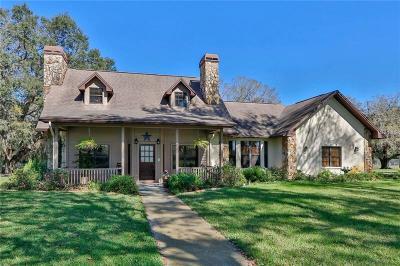 Tarpon Springs Single Family Home For Sale: 691 George Street N