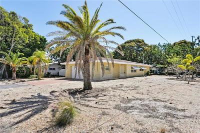 Saint Pete Beach, St Pete Beach Single Family Home For Sale: 4121 Moody Street