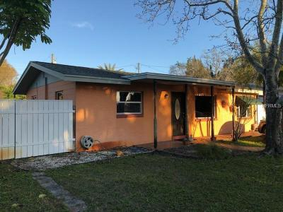 St Petersburg Single Family Home For Sale: 6041 60th Street N