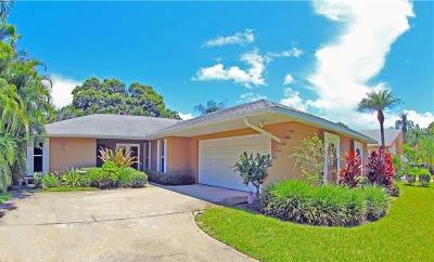Seminole Single Family Home For Sale: 13791 Oak Forest Boulevard N