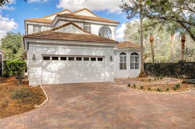 Tampa Single Family Home For Sale: 5206 Little John Court