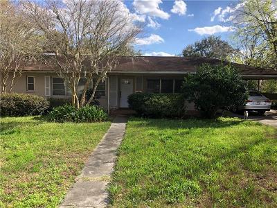 Ocala Single Family Home For Sale: 936 SE 14th Street