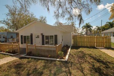 Dunedin Single Family Home For Sale: 1327 Georgia Avenue