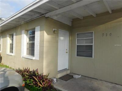 St Pete Beach Single Family Home For Sale: 310 79th Avenue