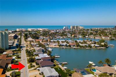 St Pete Beach Single Family Home For Sale: 455 64th Avenue