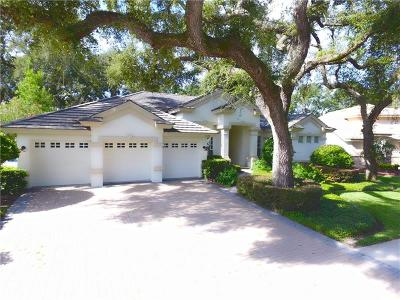 Palm Harbor Single Family Home For Sale: 1520 Canopy Oaks Boulevard