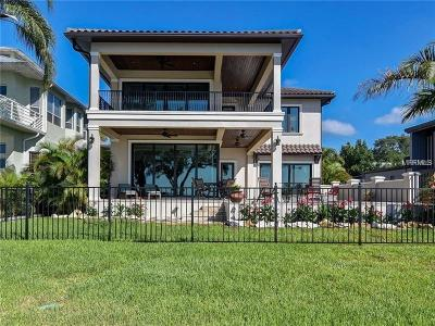 Safety Harbor Single Family Home For Sale: 815 N Bayshore Drive
