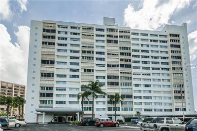 Clearwater Beach Condo For Sale: 31 Island Way #501