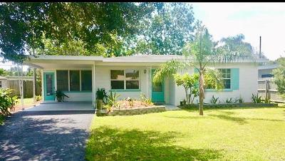 Gulfport Single Family Home For Sale: 5810 17th Avenue S