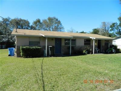 Seffner Multi Family Home For Sale: 5206 Lloyd Street #A&B
