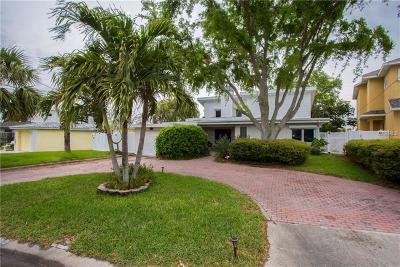 Madeira Beach, Madiera Beach Single Family Home For Sale: 14186 W Parsley Drive