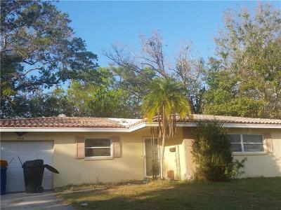 Single Family Home For Sale: 1452 Spring Lane