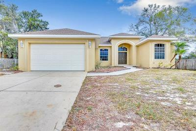 Tarpon Springs Single Family Home For Sale: 1417 Lonesome Pine Lane